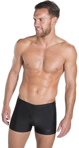 speedo Sports Logo Badebukser sort